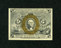 Fractional Currency:Second Issue, Fr. 1234 5c Second Issue Very Choice New....