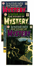 Bronze Age (1970-1979):Horror, House of Mystery Group (DC, 1969-74) Condition: Average VF-....(Total: 19 Comic Books)