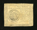 Colonial Notes:Continental Congress Issues, Continental Currency September 26, 1778 $50 About New....