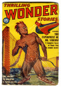 Pulps:Science Fiction, Thrilling Wonder Stories - July 1940 (Beacon, 1940) Condition:VG....