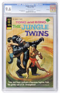 Bronze Age (1970-1979):Adventure, The Jungle Twins #11 File Copy (Gold Key/Whitman, 1974) CGC NM+ 9.6 Off-white to white pages....