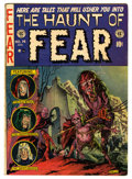 Golden Age (1938-1955):Horror, Haunt of Fear #14 (EC, 1952) Condition: GD/VG....
