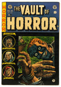 Golden Age (1938-1955):Horror, Vault of Horror #34 (EC, 1954) Condition: VG/FN....