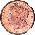 1878 $1 Morgan Dollar, Judd-1553, Pollock-1730, Unique(?), PR64 Red and Brown NGC....(PCGS# 71914)