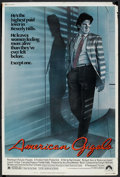 """Movie Posters:Drama, American Gigolo Lot (Paramount, 1980). Poster (40"""" X 60"""") and One Stop (40"""" X 77""""). Drama.. ... (Total: 2 Items)"""