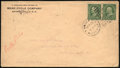 Stamps, 1901, Oct 25,...