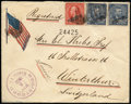 Stamps, 1902, May 5,...