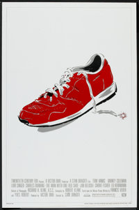 "The Man with One Red Shoe (20th Century Fox, 1985). One Sheet (27"" X 41"") Style A. Comedy"