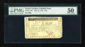 Colonial Notes:North Carolina, North Carolina May 15, 1779 $10 PMG About Uncirculated 50....