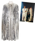 Music Memorabilia:Costumes, James Brown Stage-Worn Cape.... (Total: 8 Items)