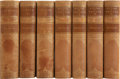 Books:Non-fiction, Lord Macaulay. Two Sets, including: The Works of Lord Macaulay. Boston: 1860. [and:] The History of England.... (Total: 7 Items)