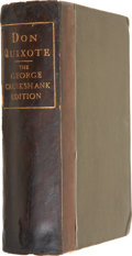 Books:Fiction, Miguel de Cervantes. Don Quixote. London: George Routledge,1885. Limited to 50 numbered copies, with two extra sets...