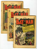 Golden Age (1938-1955):Miscellaneous, Coverless/Damaged Comics Group (Various, 1950s-60s).... (Total: 26 Comic Books)