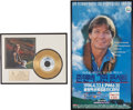 Music Memorabilia:Memorabilia, John Denver Tour Memorabila Group (1992-94).... (Total: 3 Items)