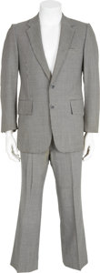 Movie/TV Memorabilia:Costumes, Jack Ruby Worn Suit.... (Total: 2 Items)