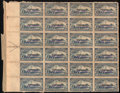 """Stamps, 1944, 20c Large Commonwealth with Handstamped """"VICTORY"""" Overprint (E9),... (Total: 1 Misc)"""