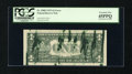 Error Notes:Ink Smears, Fr. 1908-I $1 1974 Federal Reserve Note. PCGS Extremely Fine45PPQ.. ...