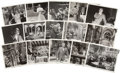 Movie/TV Memorabilia:Photos, Death Takes a Holiday (1934) Vintage Promo Stills....(Total: 28 Items)