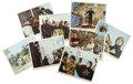 Music Memorabilia:Photos, Beatles Help! British Color Promo Stills.... (Total: 8Items)