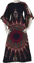 Music Memorabilia:Costumes, Janis Joplin Worn Dress. ...