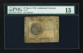 Colonial Notes:Continental Congress Issues, Continental Currency May 9, 1776 $7 PMG Choice Fine 15....