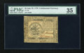 Colonial Notes:Continental Congress Issues, Continental Currency July 22, 1776 $5 PMG Choice Very Fine 35....