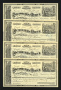 Obsoletes By State:Nevada, Carson, NV- Controller's Office Various Amounts Feb. 26, 1877 Four Examples. ... (Total: 4 items)