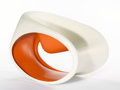 Furniture : English, RON ARAD FOR DRIADE. A Molded Polyethylene MT3 Rocker, circa 2005. Marks: Driade Store MT3 by Ron Arad, Made in Italy. 3...