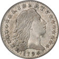Early Half Dimes, 1794 H10C XF40 PCGS....