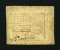 Colonial Notes:Pennsylvania, Pennsylvania April 3, 1772 2s Very Good....