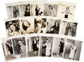 Movie/TV Memorabilia:Photos, Susan Hayward Vintage 1940s Keybook Stills.... (Total: 30 Items)