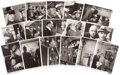 Movie/TV Memorabilia:Photos, Till We Meet Again (1936) Vintage Promo Stills Including Lionel Atwill and Others.... (Total: 27 Items)