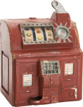 Movie/TV Memorabilia:Props, Frank Sinatra Related Robin and the 7 Hoods Prop Slot Machine....
