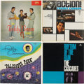 Music Memorabilia:Recordings, Teddy Bears/Freddy Cannon/Cascades Mono LP Group of 4 (1959-64)....(Total: 4 Items)