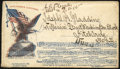 """Stamps, Eagle, """"Army of the Potomac"""" and Three Lines of Music,..."""