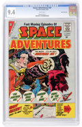 Silver Age (1956-1969):Science Fiction, Space Adventures #30 White Mountain pedigree (Charlton, 1959) CGC NM 9.4 White pages....