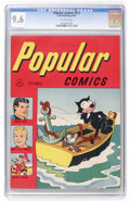 Golden Age (1938-1955):Humor, Popular Comics #127 (Dell, 1946) CGC NM+ 9.6 Off-white pages....