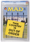 Magazines:Mad, Mad #142 (EC, 1971) CGC NM 9.4 Off-white to white pages....