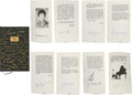 Music Memorabilia:Autographs and Signed Items, Beatles Related - This is Love Authors Signed Volume....