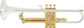Musical Instruments:Horns & Wind Instruments, Harry James' Trumpet. ... (Total: 2 Items)