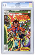 Bronze Age (1970-1979):Superhero, X-Men #107 (Marvel, 1977) CGC NM/MT 9.8 Off-white to whitepages....
