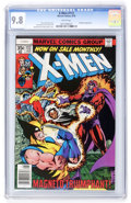 Bronze Age (1970-1979):Superhero, X-Men #112 (Marvel, 1978) CGC NM/MT 9.8 White pages....