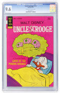 Bronze Age (1970-1979):Cartoon Character, Uncle Scrooge #112 (Gold Key, 1974) CGC NM+ 9.6 Off-white to white pages....