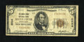 National Bank Notes: , Mauch Chunk, PA - $5 1929 Ty. 1 The Mauch Chunk NB Ch. # 6534. ...