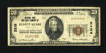 National Bank Notes: , Kennett Square, PA - $20 1929 Ty. 1 NB & TC Ch. # 2526. ...