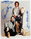 Music Memorabilia:Autographs and Signed Items, The Who Band-Signed Photo....