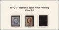Stamps, U.S. Collection, 1870-1929...