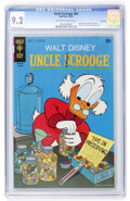 Bronze Age (1970-1979):Cartoon Character, Uncle Scrooge #89 File Copy (Gold Key, 1970) CGC NM- 9.2 Off-whiteto white pages....