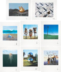 Music Memorabilia:Original Art, Storm Thorgerson Middle Eight Series Album Cover Fine ArtPrint Set.... (Total: 8 Items)