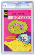 Bronze Age (1970-1979):Cartoon Character, Uncle Scrooge #112 Whitman Variant File Copy (Whitman, 1974) CGCNM+ 9.6 Off-white to white pages....